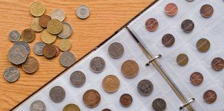 Numismatics Coin Business