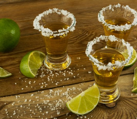 Tequila Shots Sales