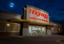 HHGregg-sign Bankruptcy Rumor