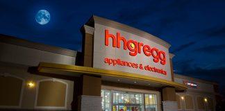 HHGregg-sign Bankruptcy Rumor