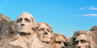 Mt Rushmore Presidents Day
