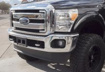 Ford F350 Demonstration Craftsmen