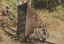Mining Trolley Iron Ore