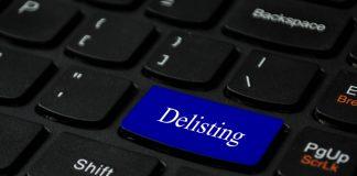 NYSE MKT Delisting Notice