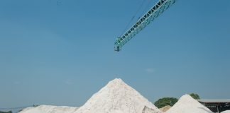 Silica Sands Supply Agreement
