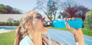 CBD Sports Drink Flavor Release
