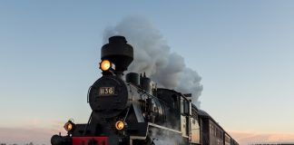 Entertainment Las Vegas Rail Merger