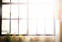 Sun Shining Through Window Solar Technology