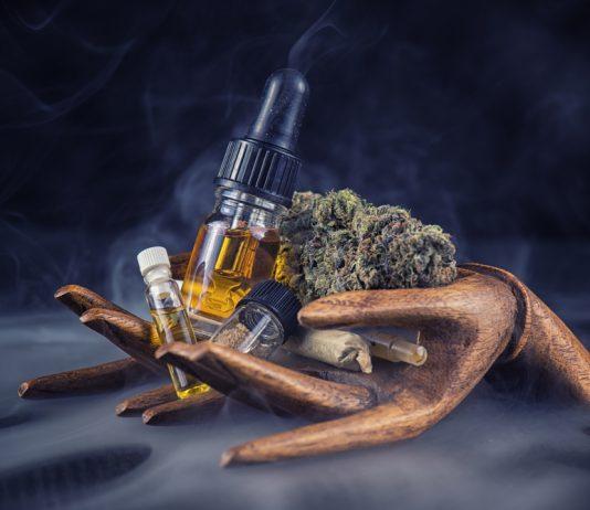 CBD Oil Chewing Gum Opioid Addiction Treatment
