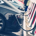 Electric Vehicle Conductive Electricity Plastics European Car Maker