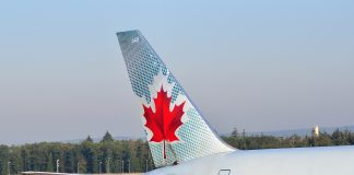 Air Canada Record Customer Travel Holiday Period