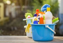 Household Cleaning Products Walmart Stores Distribution