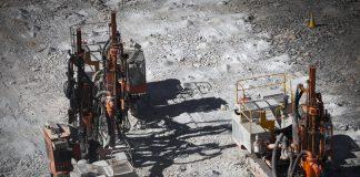 Lithium Mining Operations White Top Development