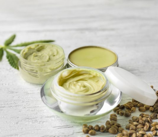Hemp Natural Skin Care Products Launch