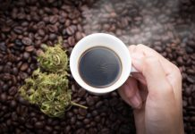 Coffee Cannabis Beverages Distribution Agreement