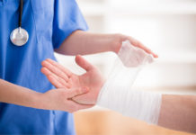 Wound Care Management Treatment HemoStyp