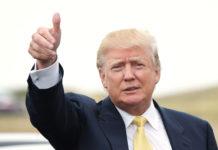 Donald Trump, Republican Nominee