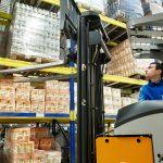 Warehouse Forklift