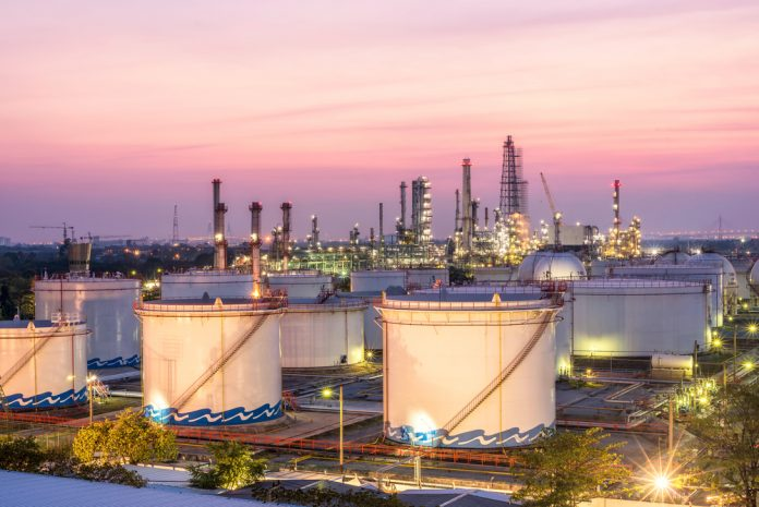 oil-and-gas-refinery