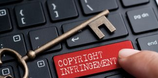 Copyright Infringement Cases Increase