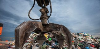 Garbage Claw Waste Technology