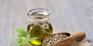 Premium Hemp Oil Extract