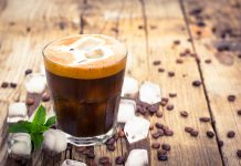 Cold Coffee Drinks Joint Venture