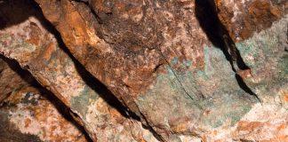 Copper Mining Ore