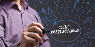 Debt Restructuring Energy Company