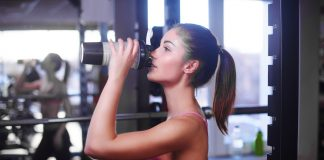 Sport Dietary Drink 8K Filing
