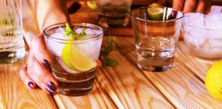 Alcohol Drink Distillery First Quarter Earnings