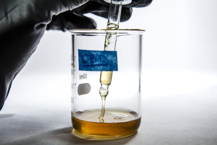 Industrial Grade High Quality CBD Oil Nutraceuticals