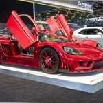 Saleen Special Edition Delivery