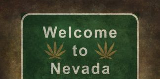 Nevada Legal Pot Sales July 2017