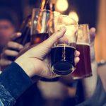 Craft Beer Brewery Drinks