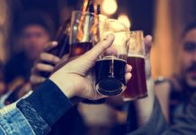 Craft Beer Brewery Drinks